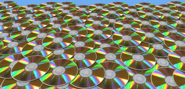 Grabación CD/DVD: Los mejores a prueba