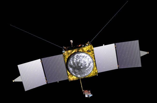 NASA quiere volver a Marte en 2013