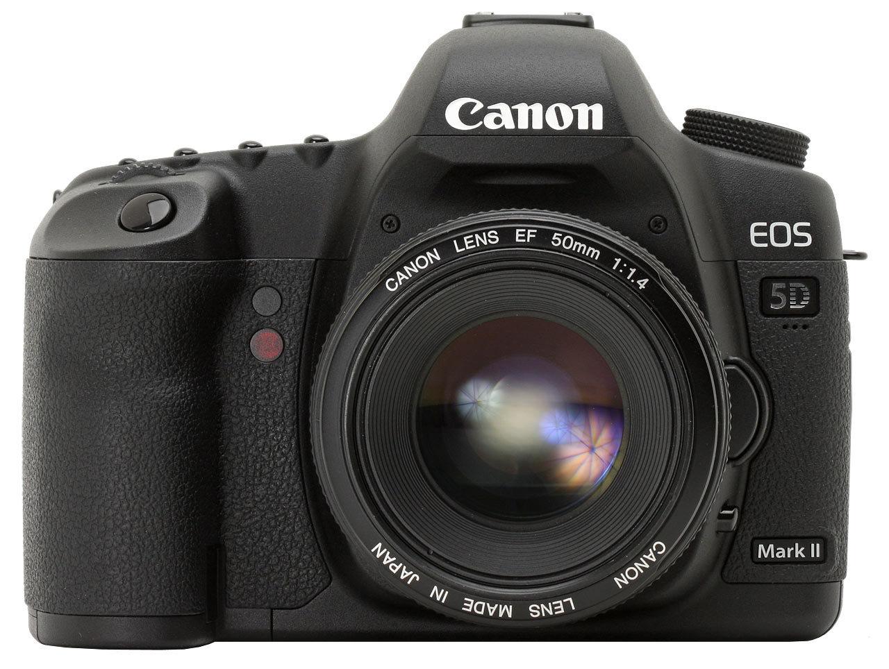 Canon eos 5d mark ii la nueva s per c mara neoteo for Canon 5d especificaciones