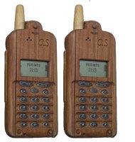 Los teléfonos móviles de Hansel y Gretel