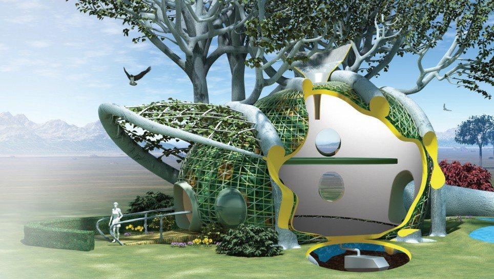 Aeroponía: Casas vegetales en el aire