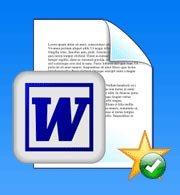 Repair My Word: Recupera archivos .doc