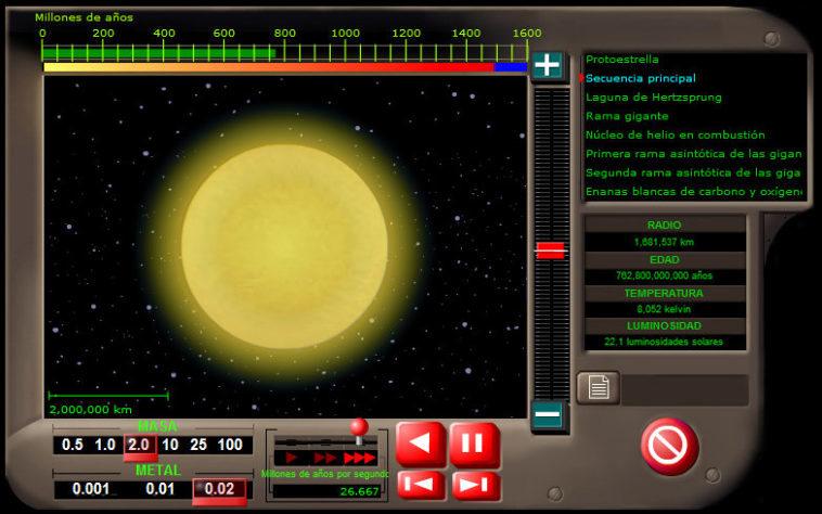 experimento virtual crea tu propia estrella neoteo On crea tu propia habitacion virtual