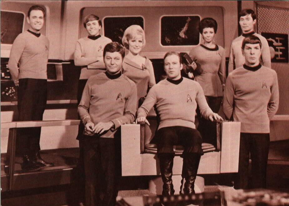 Star Trek gratis en YouTube