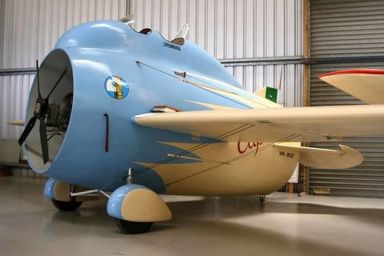 Top 10: Los aviones más extraños