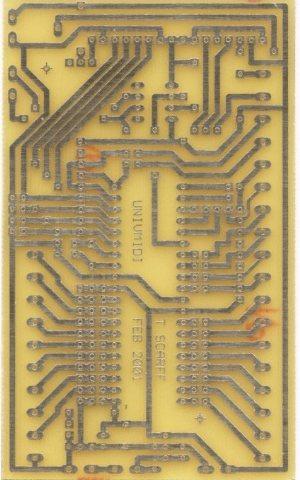 Construyendo circuitos impresos