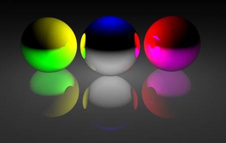 Material que cambia de color