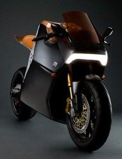 La moto eléctrica más rápida del mundo