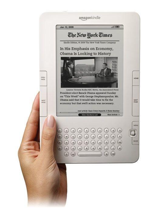 Kindle 2: ¿El libro electrónico definitivo?
