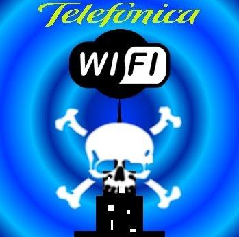 La wifi de Telefónica extremadamente insegura