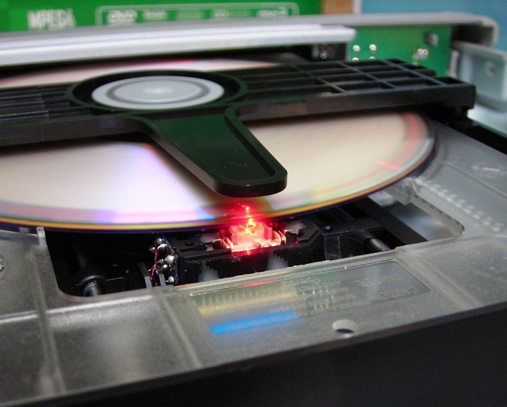 ¿El Reproductor de DVD no funciona?