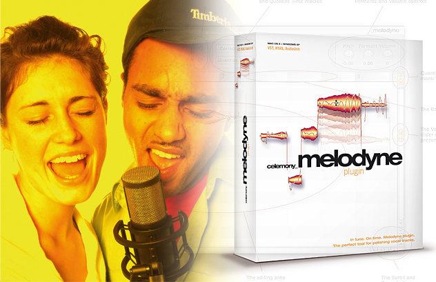 Melodyne Studio: Cómo componer música sin talento