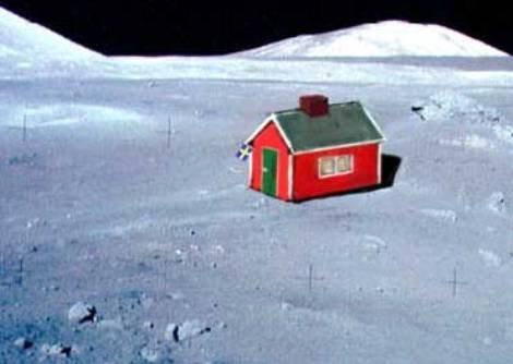 Proyecto una casa en la luna neoteo - Casa de la luna ...