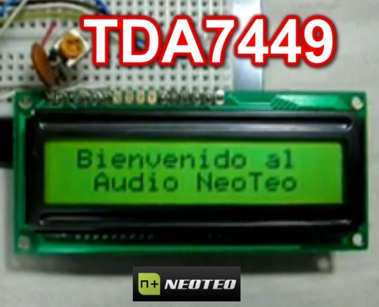 Microcontroladores: Preamplificador de audio de alta gama