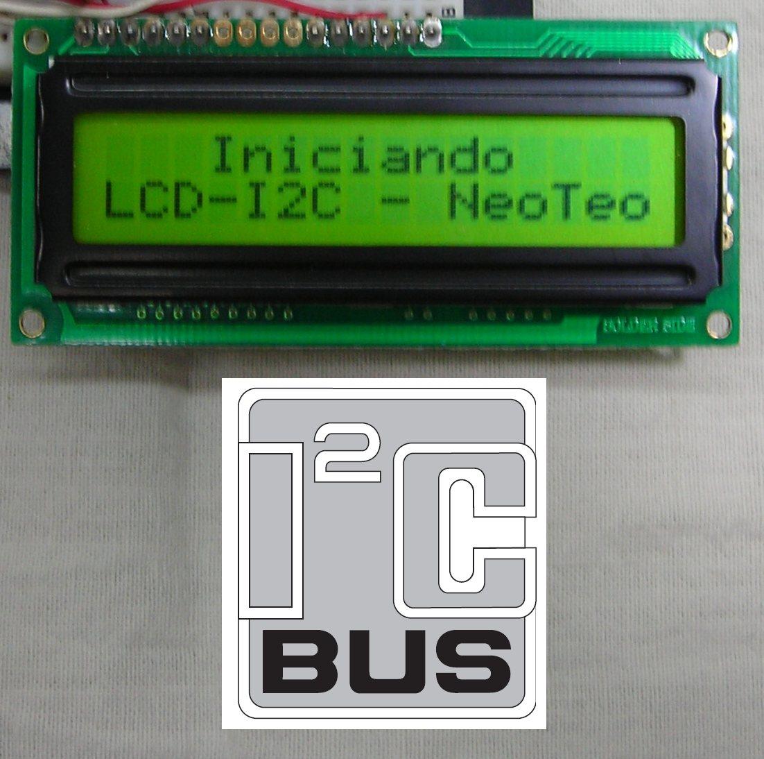Microcontroladores: Construye un LCD para I2C