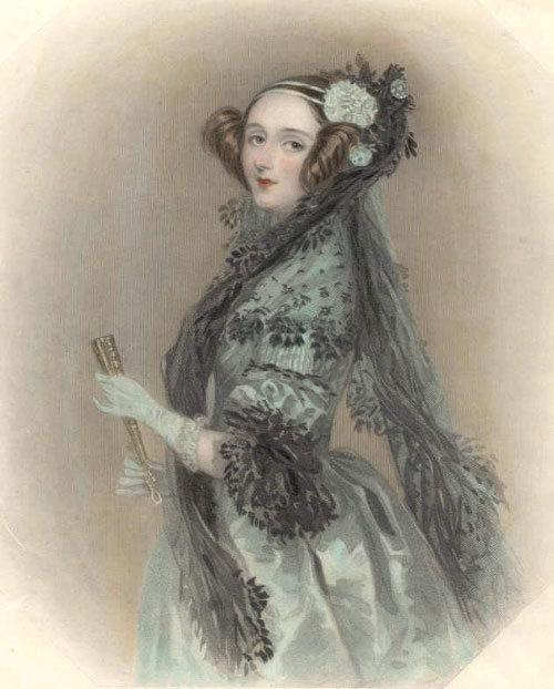 Ada Lovelace: La primera programadora (1843)