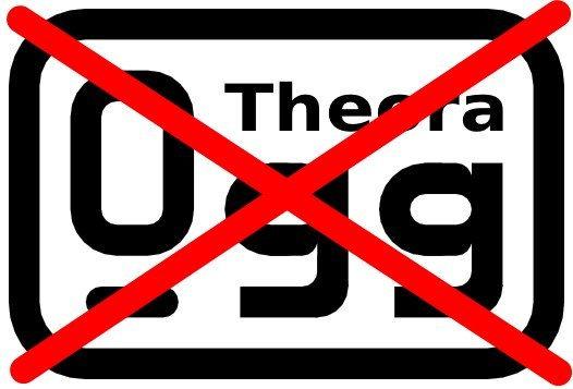 HTML 5 abandonaría Ogg Theora (códec abierto)