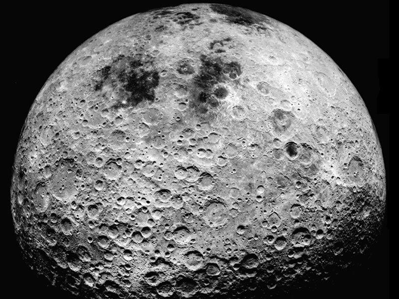 Google Earth: La Luna en 3D