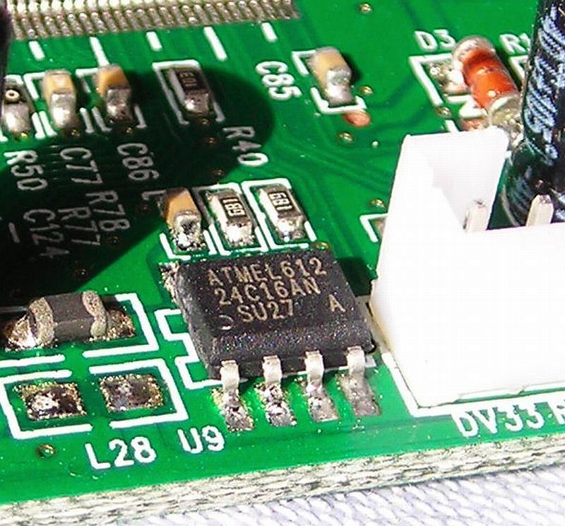 Memorias EEPROM I2C 24CXX