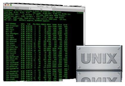 La historia de Unix