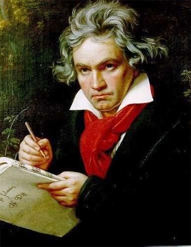 Beethoven, el plomo y la Novena Sinfonía