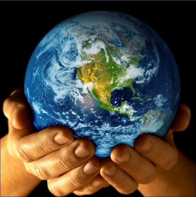 ¿Qué sucedería si el mundo dejara de girar?