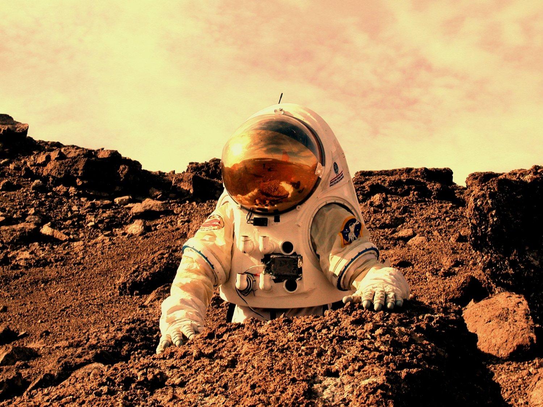 Se buscan voluntarios para ir a Marte (simulado)