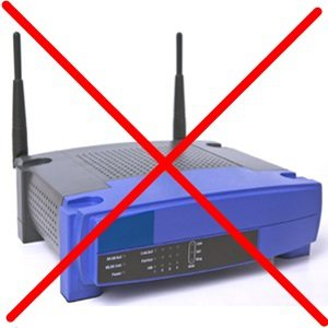 Connectify: Windows 7 hecho router WiFi