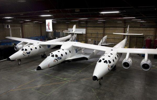 SpaceShipTwo: El turismo espacial según Virgin