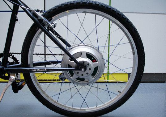 Bicicleta 2.0: La rueda cinética del MIT