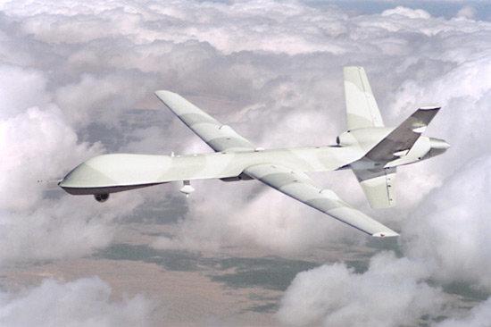 """""""Hackean"""" drones Predator (a lo John Connor)"""