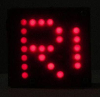 Matriz de LED 8X8