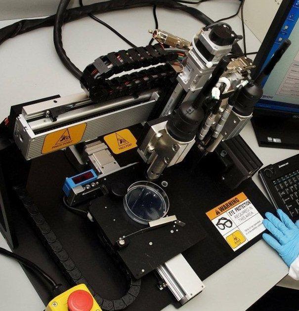 Impresora 3d para construir tejidos neoteo for Construir impresora 3d