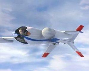 Puffin: La aeronave unipersonal de la NASA