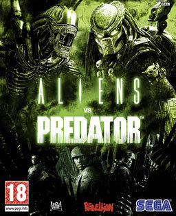 Aliens vs. Predator Survivor Mode (Trailer)