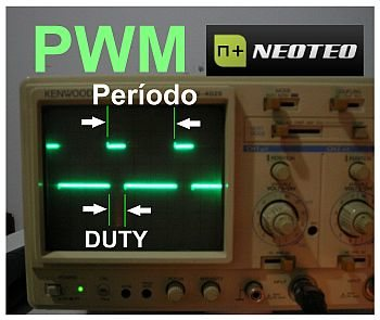 PWM, MOSFET y Motores CC (Parte III)