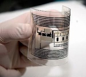 Etiquetas RFID con nanotubos de carbono