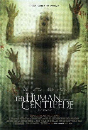 The Human Centipede: ¡El ciempiés humano! (Trailer)