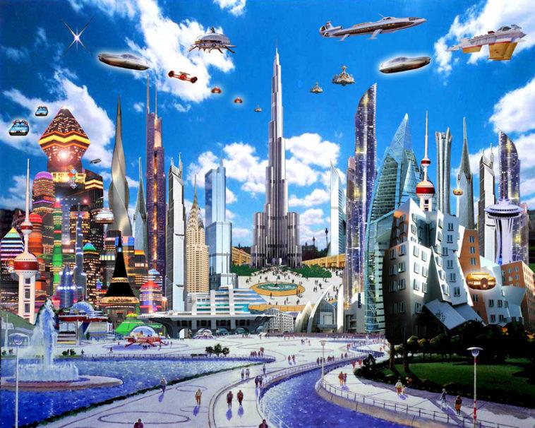 Resultado de imagen de Ciudades del futuro
