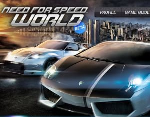 Need for Speed World: Need for Speed online y masivo