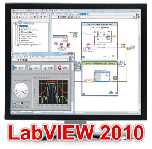 LabVIEW 2010 – Descárgalo aquí - Neoteo