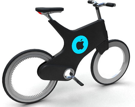 Smart Bicycle System: La bicicleta de Apple