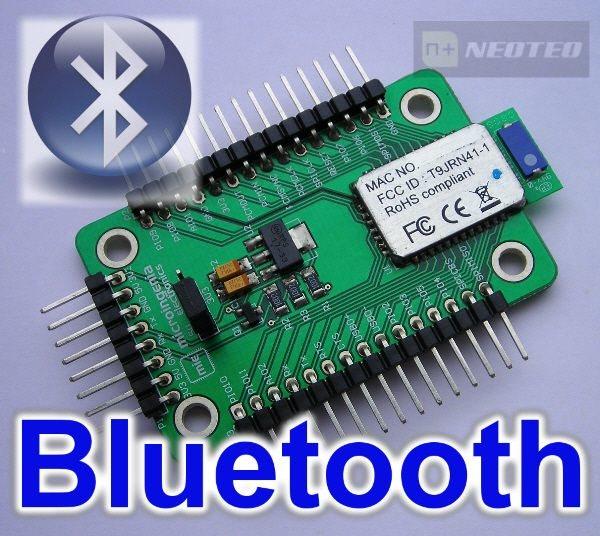 Bluetooth Con M 243 Dulo Rn41 Y 18f25k20 Neoteo