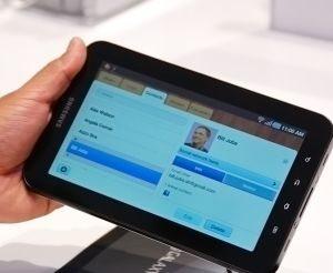 Samsung Galaxy Tab: La tablet de Samsung