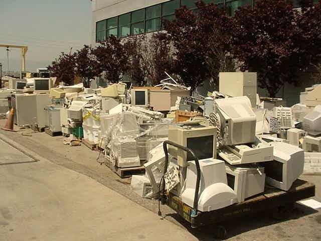 ONU alerta sobre el e-waste