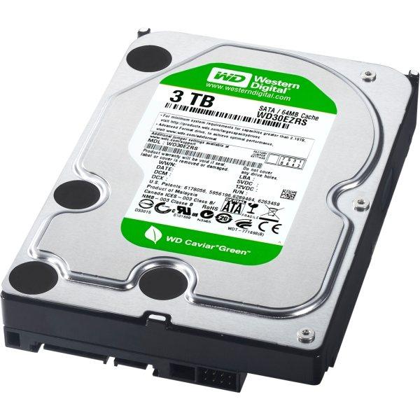 Western Digital lanza disco duro de 3 TB
