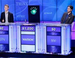 Watson vs. Jeopardy: ¡Watson gana! (Round 1)