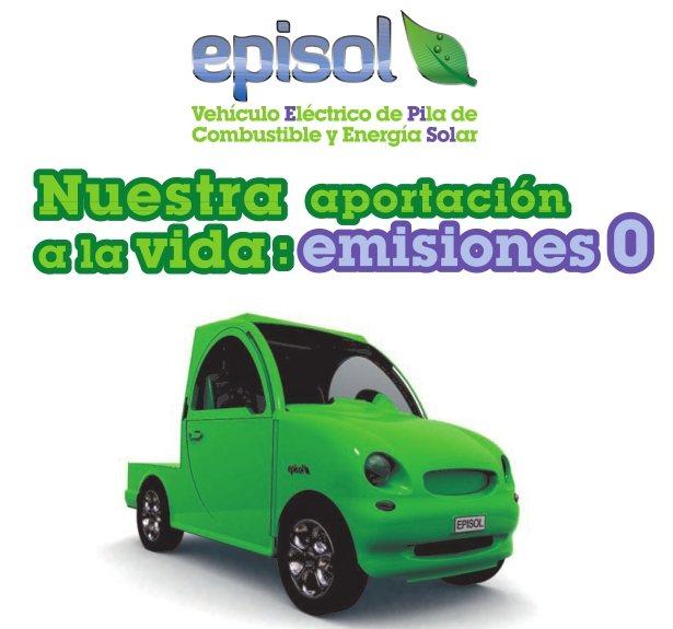Proyecto EPISOL: Híbridos y pilas de combustible
