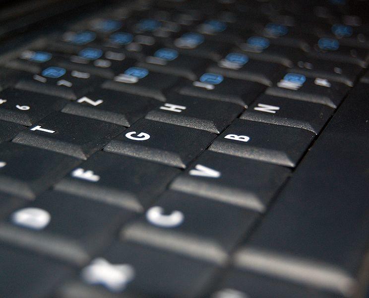 Cómo configurar un teclado (Windows 7)