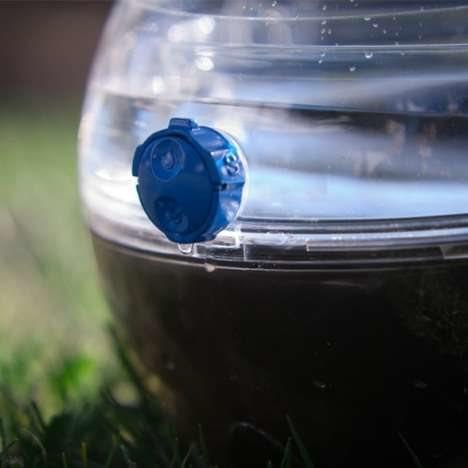 SolarBall: Energía solar para potabilizar agua
